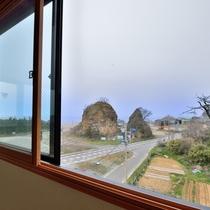 *客室一例/新館14帖オーシャンビュー お部屋からの景色