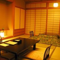 *【部屋/一例】お部屋は純和風の造りてゆったりとお寛ぎいただくことができます。