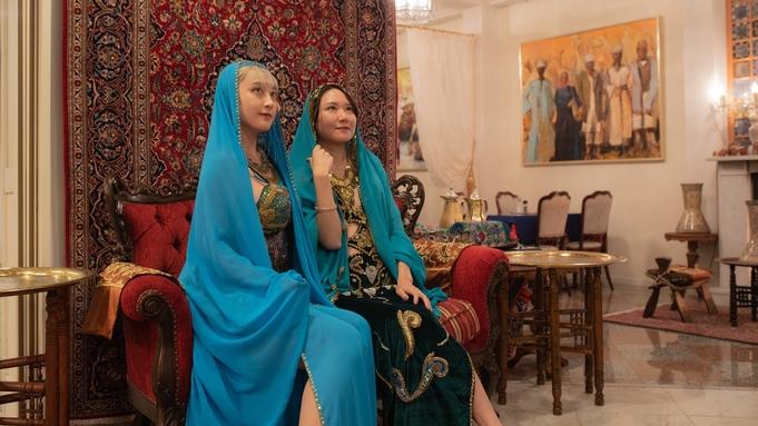 【ファンタジーの世界を体験】アラブ民族衣装レンタル付コスプレプラン【朝食付】