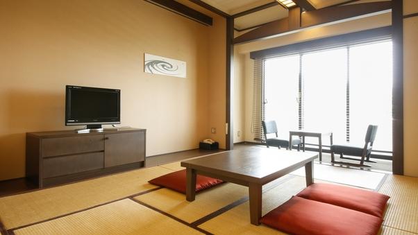 ◆和modern空間で寛ぐ・山側・禁煙◆モダン和室◆10畳