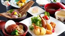 ★和食料理小学生様料理(一例)