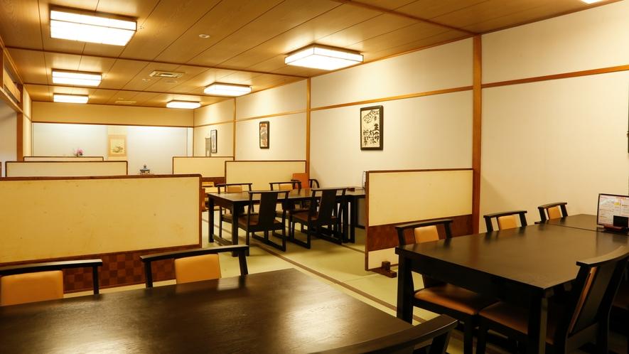 ★播磨灘にはイス・テーブル席以外に小上がりの畳スペースでお食事をおとりいただくお席もございます。