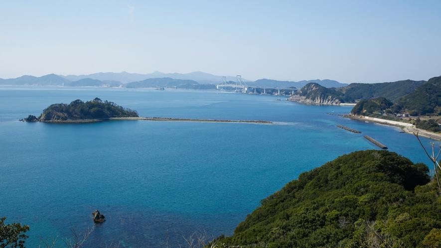 ★【ホテルからの眺望一例】海と空と。開放的な景色に心癒される(ホテルからの眺望一例)