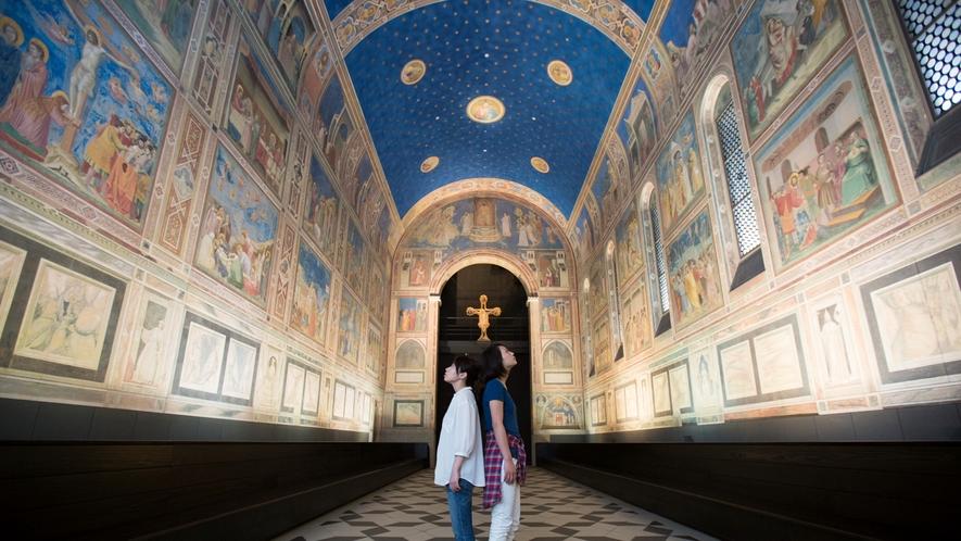 ★【大塚国際美術館】ジョット「スクロヴェーニ礼拝堂壁画」