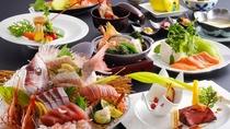 ★ハイグレード・和食会席/一例 (お造りは2名盛り)