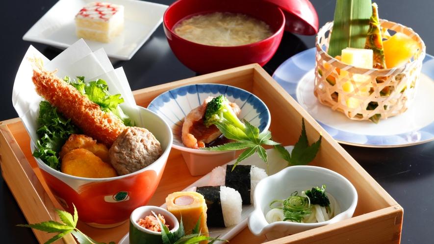 ★和食料理幼児様料理(一例)