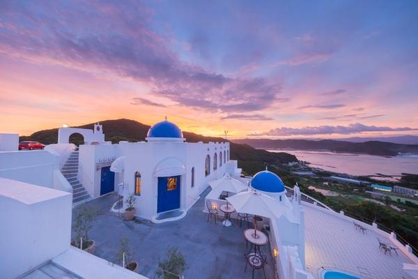 Villa Santorini渡假飯店