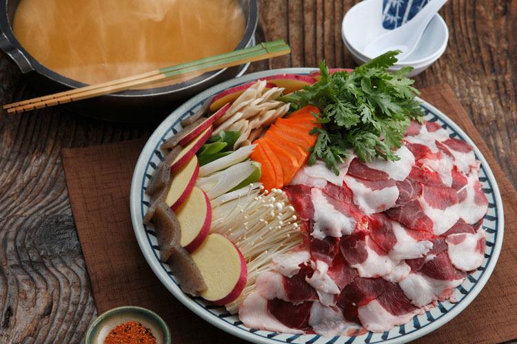 猪鍋 (特別料理)