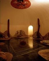 ゆらり洞窟風呂