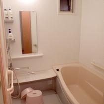 *【女性浴場】女性のお客様のためのお風呂は、お一人様ずつとなっております。