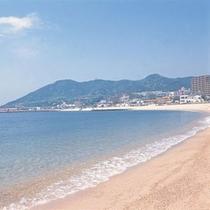 須磨海岸【海水浴場】【JR神戸駅より10分】