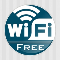 **全客室Wi-Fi無料でご利用いただけます。