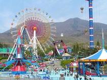【那須ハイランドパーク】イベント盛りだくさんの遊園地です♪