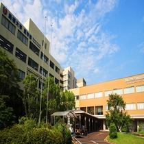 島根大学医学部付属病院★徒歩で10分・車で3分程度