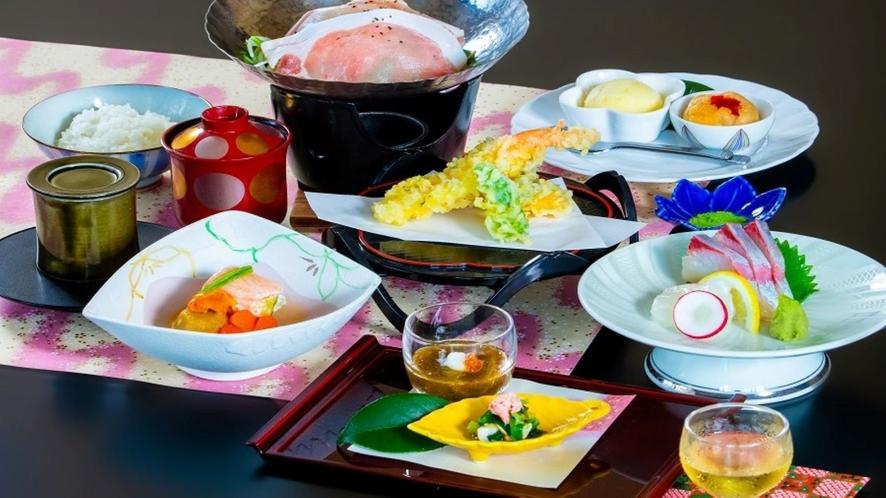 神苑御膳(予約制)2,160円