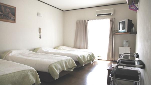 【禁煙】4ベッドルーム(バス・トイレなし)
