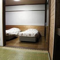 *【客室(一例)】和洋室のお部屋もございます!ファミリーでのんびりどうぞ。