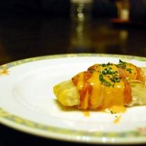 *【夕食(一例)】美味しいお食事に舌鼓♪(料理一例)