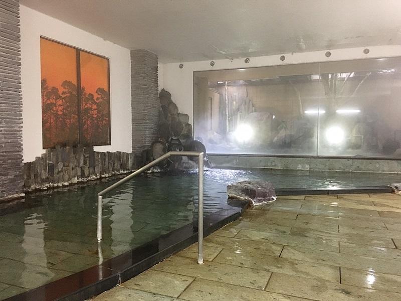 草笛の湯大浴場
