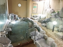 草笛の湯露天風呂