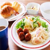 Lohas無料健康朝食
