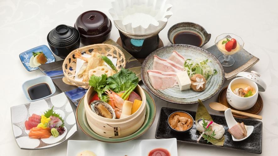 和食膳(イメージ)