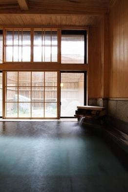 【基本プラン】3つの源泉かけ流し貸切風呂と季節の手づくりできたて料理