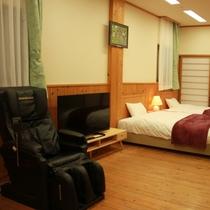 【特別室 定員5名 禁煙】55平米 マッサージチェア付きの特別室です。優雅な一日をお過ごしください。