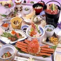 和会席料理の一例