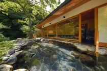 椎葉山荘「山の湯」