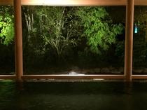 山の湯~夜~