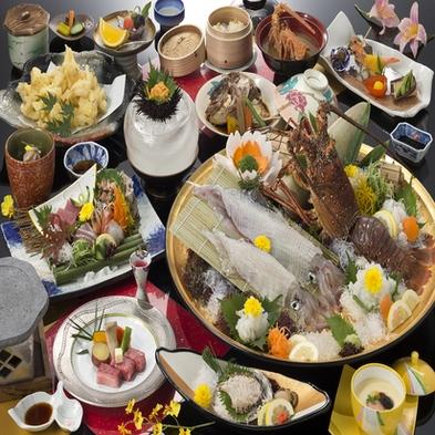 玄界灘を食べつくし(匠味)【個室orお部屋でのご夕食】