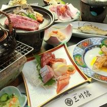◇【-sakura桜-】プランお食事一例