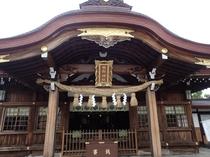 田縣神社(たがたじんじゃ)