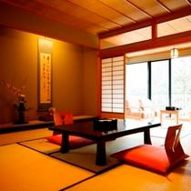 【和室】純和風のお部屋10畳
