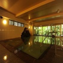 ジャグジー付大浴場【白鷺湯】