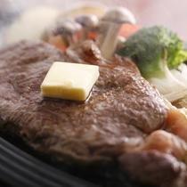 【一品】特選牛ステーキ