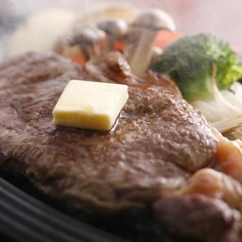 【選べる一品】特選牛ステーキ