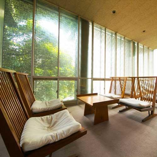 家具デザイナー ジョージ・ ナカシマのチェア