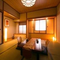 裸足で寛ぐ安らぎの和室8畳のお部屋。
