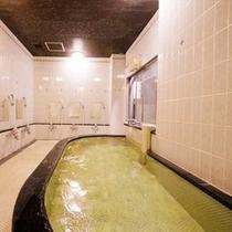 男性用大浴場