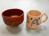 陶芸教室 1kgで出来る作品例