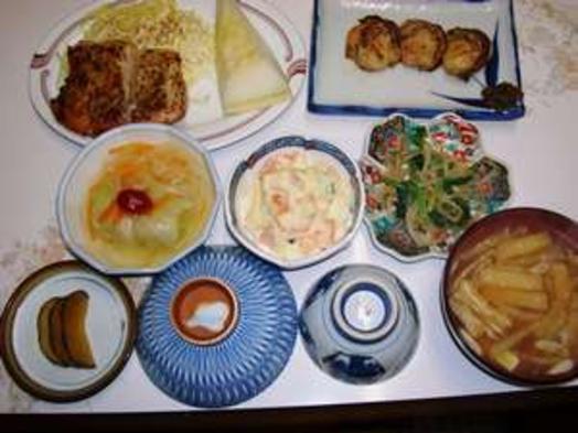 盛だくさん☆ざるそば郷土料理と飲み物付プラン