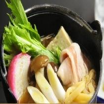 お料理(なべ)