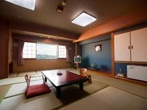 ブルースカイ客室