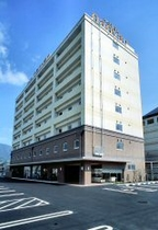 日中に見たホテルです。