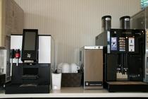 コーヒーマシン ♪ 挽きたてコーヒー ♪   ♪ 本格エスプレッソ ♪
