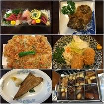 食事処かどや 旧焼津港にあるいつも混んでる人気店です