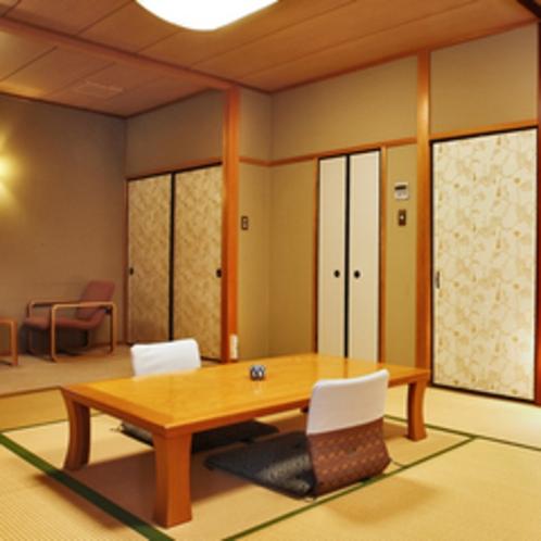 新館客室「末広の間」