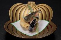 四季の京料理「天婦羅」